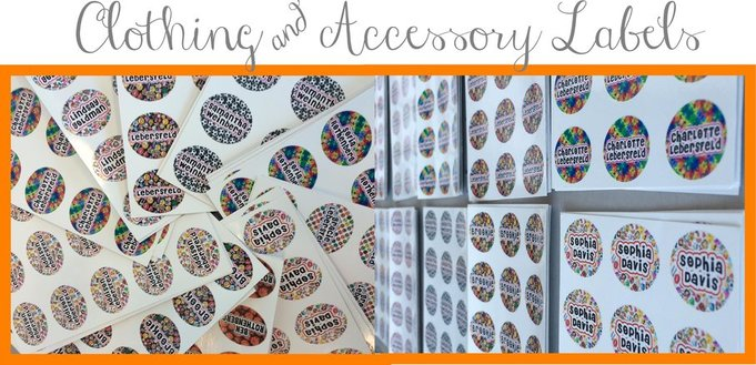 Clothing & Accessory Labels