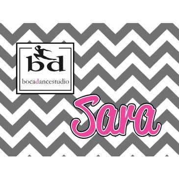Boca Dance Logo Pillowcase