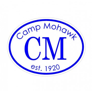 Camp Mohawk Sticker