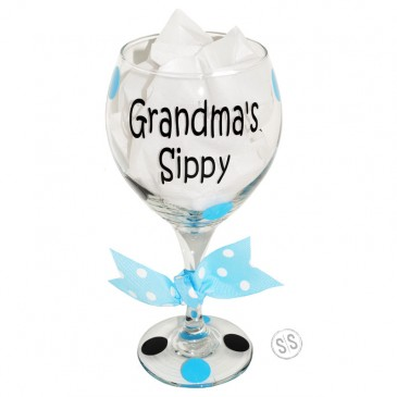 Wine Glass *Fun Sippy*