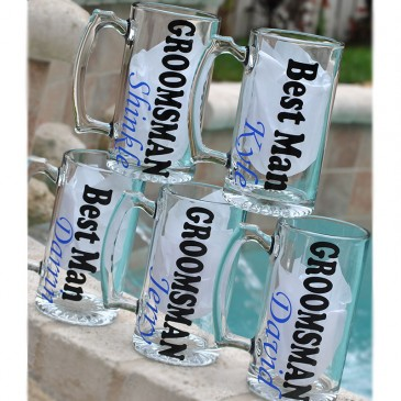 Beer Mug *Bridal Party*