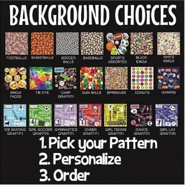 Pick Your Design Floor Mats