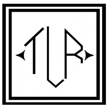 Monogram *Retro with Border*