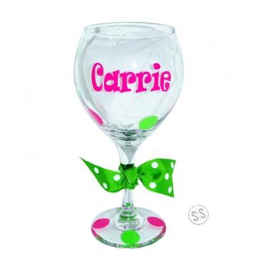 Wine Glass *Retro*
