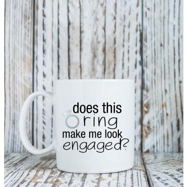Mug * does this ring*