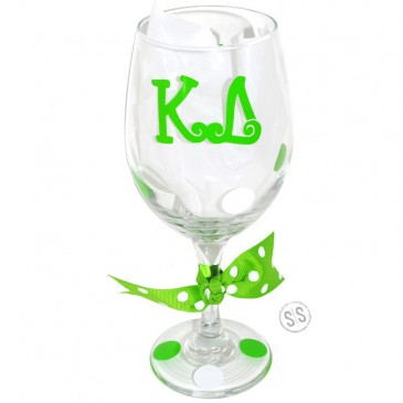 Wine Glass *Sorority*