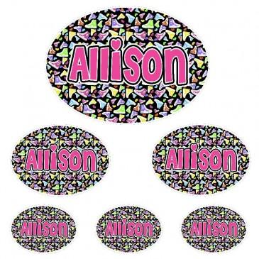 Sticker Set *High Tops* ND