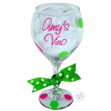 Wine Glass *Vino Fancy*