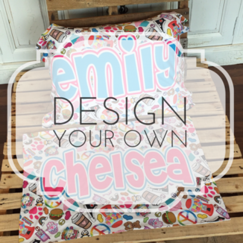Design your Own Pillowcase