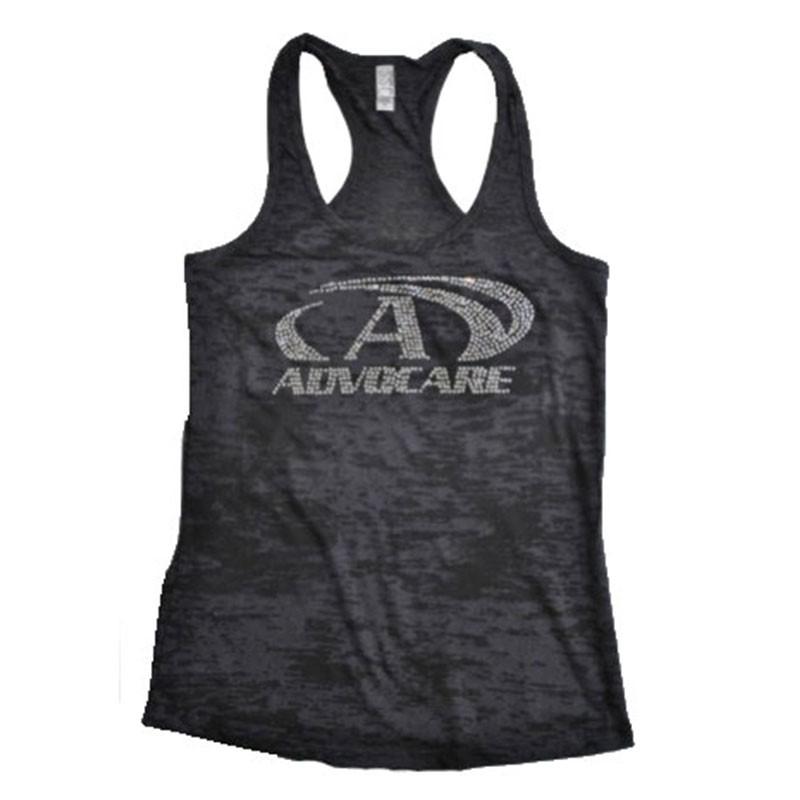 Advocare Logo Bling Razorback - Advocare car decal stickers