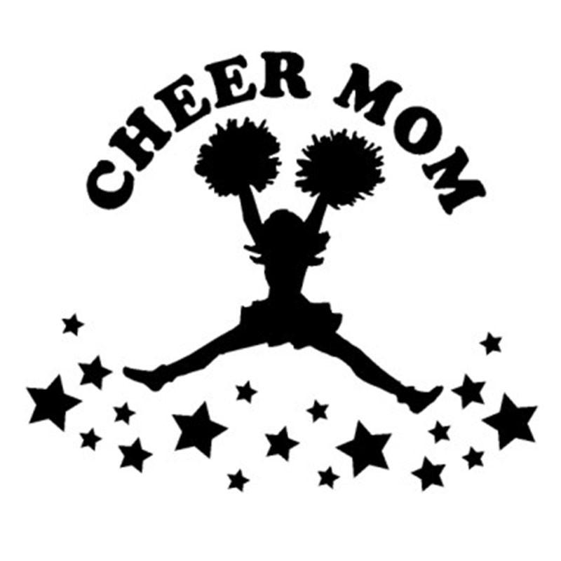 Cheer Mom Stars...