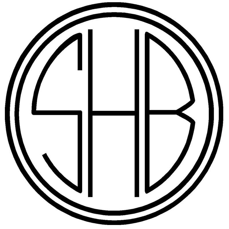 monogram  round about w  border