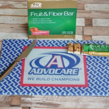 Advocare Blue Cutting Board