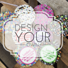 Luggage/Bag Tag *Design Your Own* ND