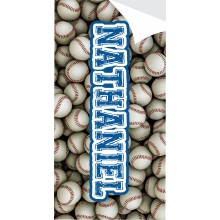 Baseball Blanket Bag- ND