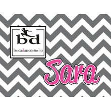Boca Dance Logo Pillowcase