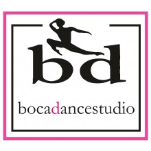 Boca Dance Car Sticker
