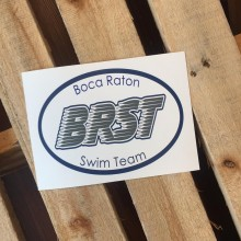 BRST Sticker
