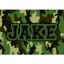 Pillowcase *Camo* ND