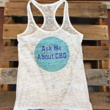 *Ask Me About CBD*