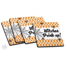 Coasters *Witches*