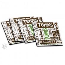 Coasters *Tennis*