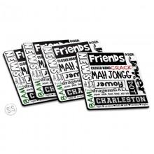 Coasters *Mah Jongg*