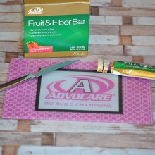 Advocare Pink Cutting Board