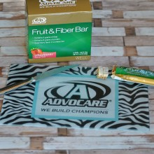 Advocare Black Cutting Board