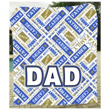 Dad Blanket- ND