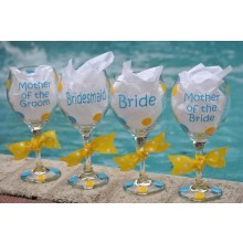 Wine Glass *Fun Bridal*