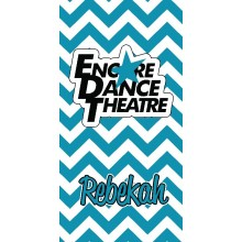 Encore Dance Towel