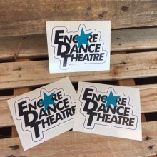 Encore Dance Car Sticker
