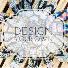Flip Flops *Design your own*