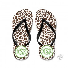 Flip Flops *Cheetah*