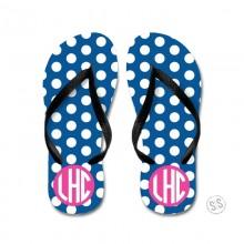 Flip Flops *Polka Dot*