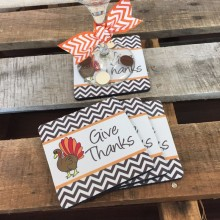 Coasters *Give Thanks*
