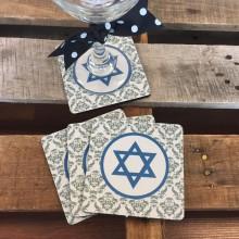 Coasters *Hanukkah*