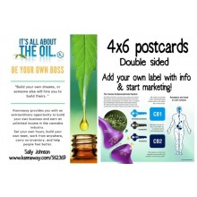 300 Marketing Postcards