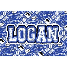 Floormat *Lacrosse Blue* ND