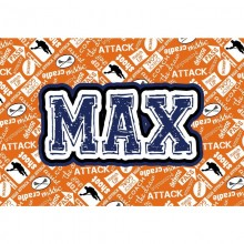 Floormat *Lacrosse Orange* ND