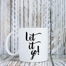 Mug *Let It Go*
