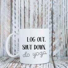 Mug *Log Out*