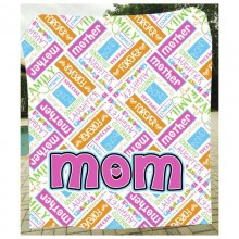Mom Blanket- ND