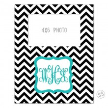 Picture Frame *Chevron*