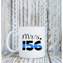 Mug * police wife*