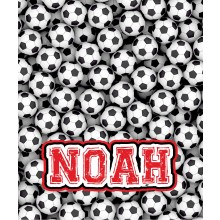 Soccer Varsity Blanket