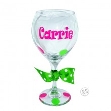 Wine Glass *Retro*