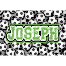 Pillowcase *Soccer*