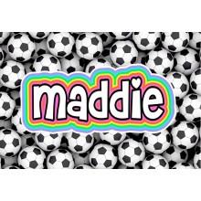 Pillowcase *Soccer Girl*